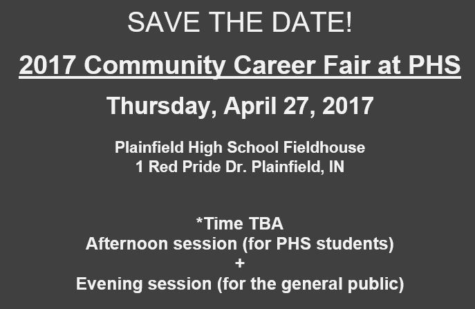 2017 Community Career Fair at PHS