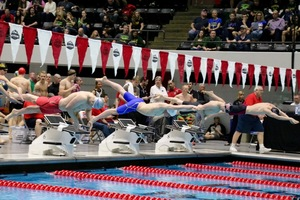 Quaker swimmers have a bright future