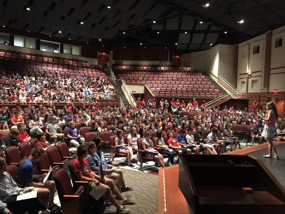 2017 Freshman Orientation Parent PowerPoint