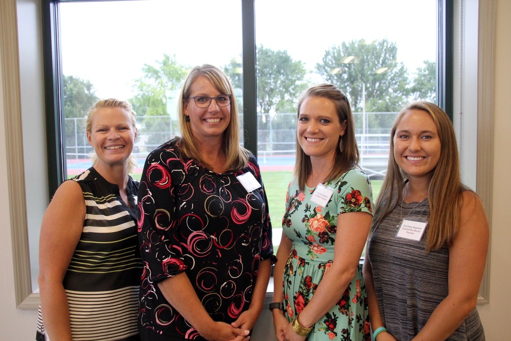 New Teachers at VB