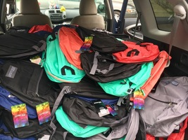 #ThePlainfieldWay: Backpack distribution a great success