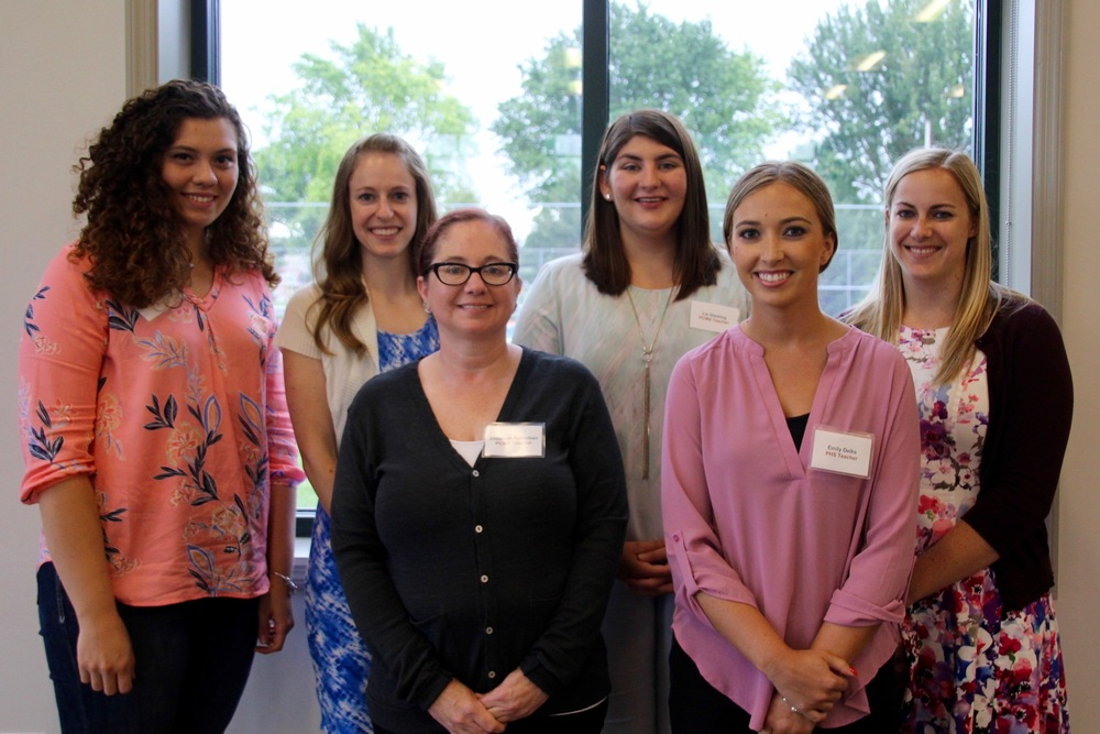 Meet the New Teachers: PCMS