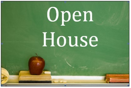 PCMS Open House