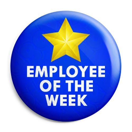 Employees of the Week!