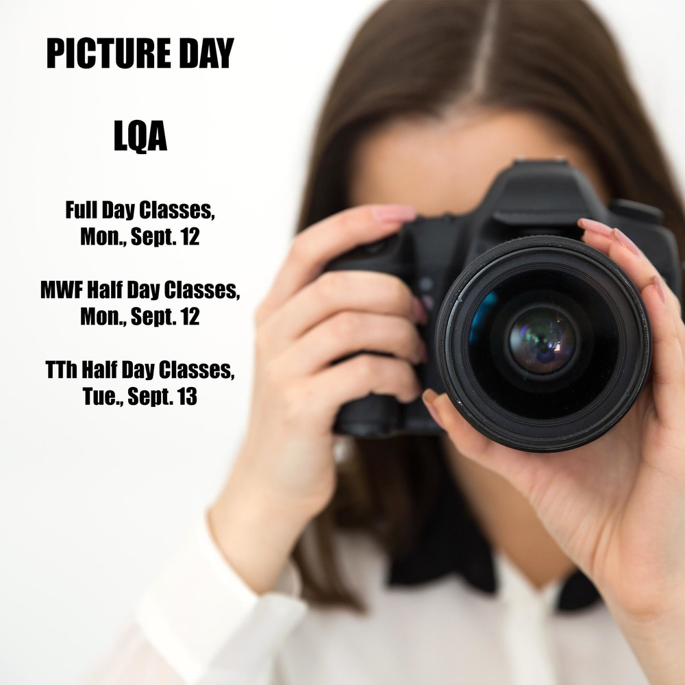 LQA Picture Days!