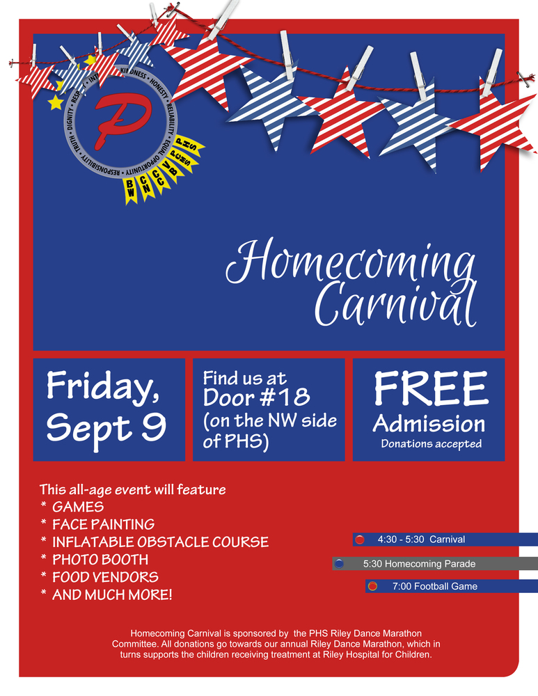 PHS Homecoming Carnival