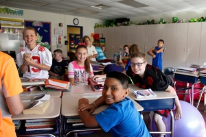 Van Buren students, teachers prove learning can be FUN!
