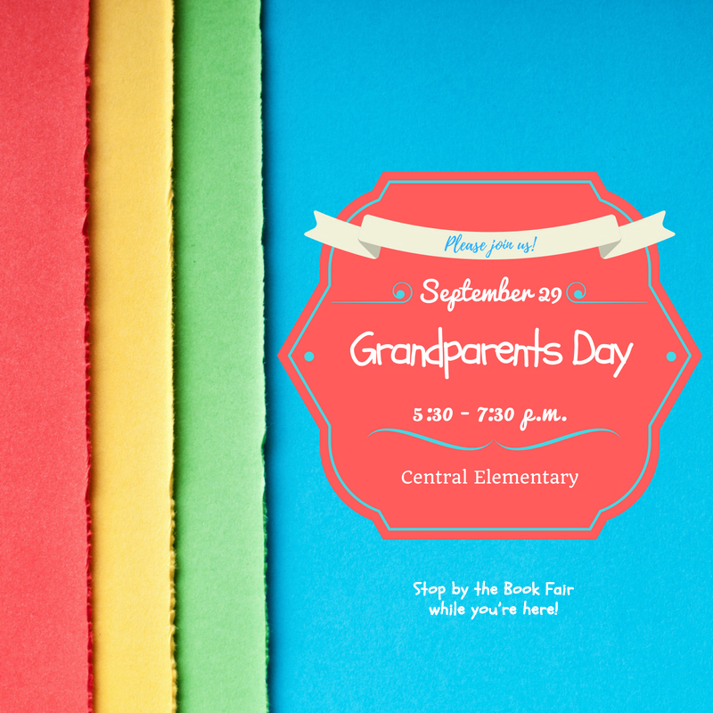 Don't forget Grandparents Day!