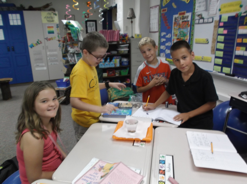 Fourth Grade Science