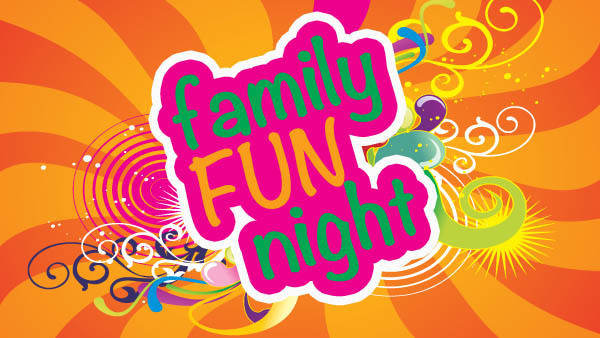 Family Fun  Night Ticket Pre-Order Form!
