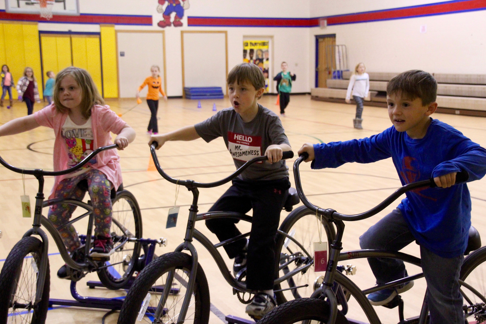 Kids Riding Bikes Program comes to VBS