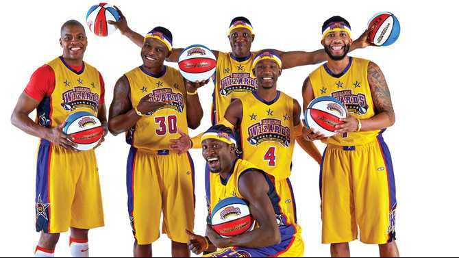 Harlem Wizards Are Coming to Town! December 5!