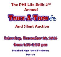 The PHS Life Skills 2nd Annual Trike-a-Thon