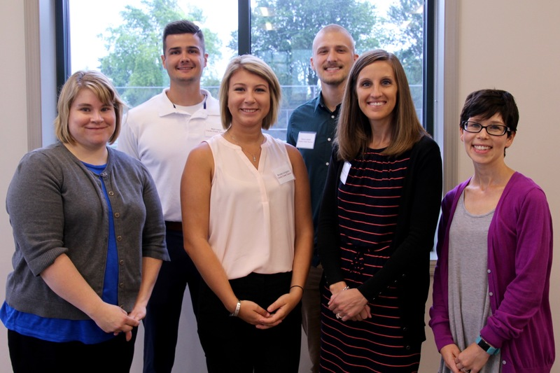 Meet the New Teachers: Clarks Creek Elementary